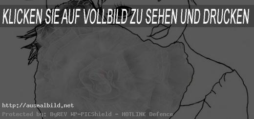 ausmalbilder Topmodel Miju